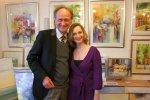 Dr. Joachim Badelt undTanja Bach